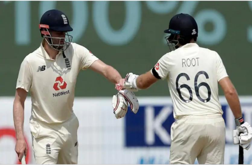 Chennai Test: 100वें टेस्ट में कप्तान जो रूट ने ठोका शतक, पहले दिन विकेट को तरसे भारतीय गेंदबाज