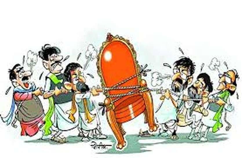 अजमेर,किशनगढ़ व बिजयनगर में भाजपा भारी,सरवाड़ व किशनगढ़ में कांग्रेस को राहत, फिर भी दोनों दल आंशकित