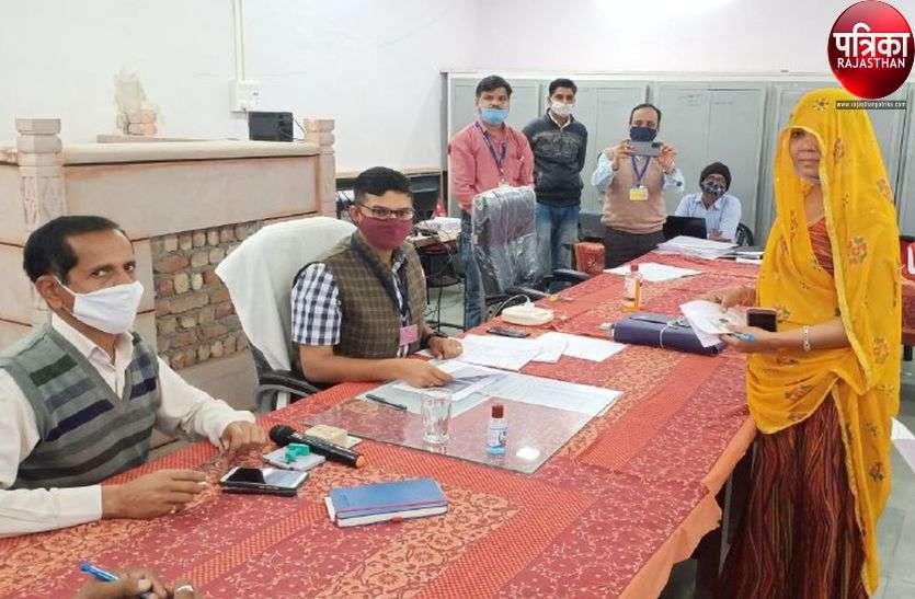 Nikay Chunav 2021 : सोजत-तखतगढ़ में तीन-तीन उम्मीदवार, अन्य पालिकाओं में सीधा मुकाबला