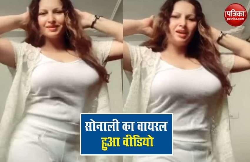 बिग बॉस से निकलने के बाद बीजेपी नेता सोनाली फोगाट ने शेयर किया अपना जबरदस्त वीडियो