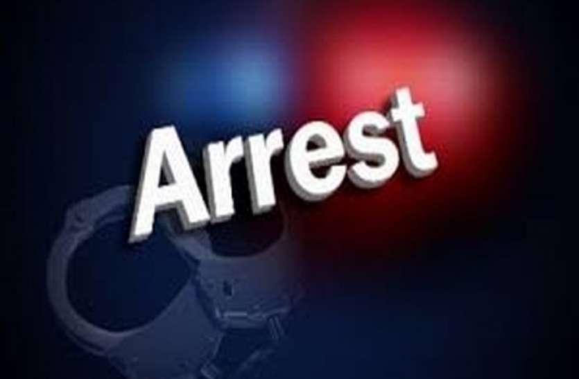 हत्या के चार आरोपी गिरफ्तार