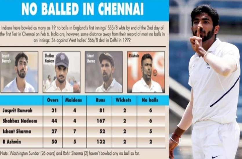 इंग्लैंड के खिलाफ विकेट लेने को तरसे भारतीय गेंदबाज, 10 साल बाद फिर बनाया ये शर्मनाक रिकॉर्ड