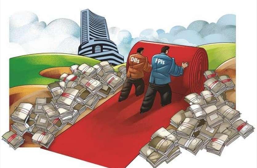 विदेशी निवेशकों ने भारतीय बाजार को किया मालामाल, पांच दिन में 12,266 करोड़ रुपए का किया निवेश