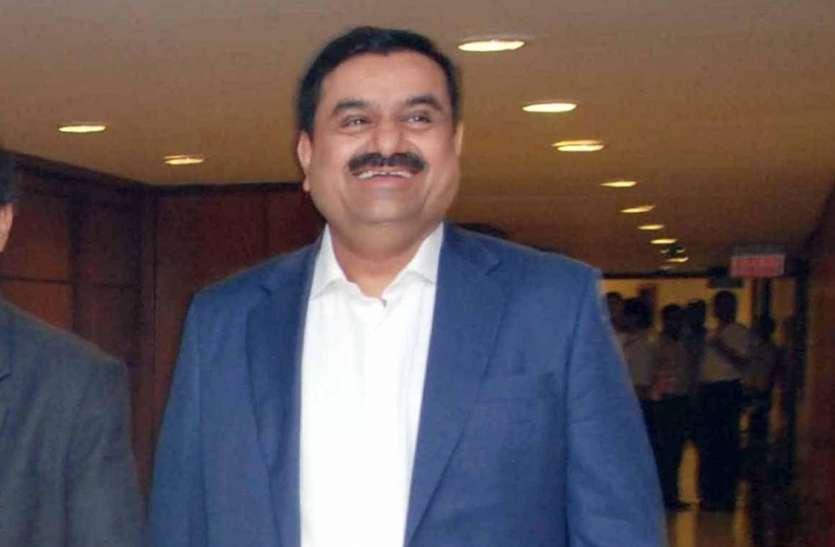 Adani को Airport Shopping से 45 मिनट में 4600 करोड़ रुपए से ज्यादा का फायदा