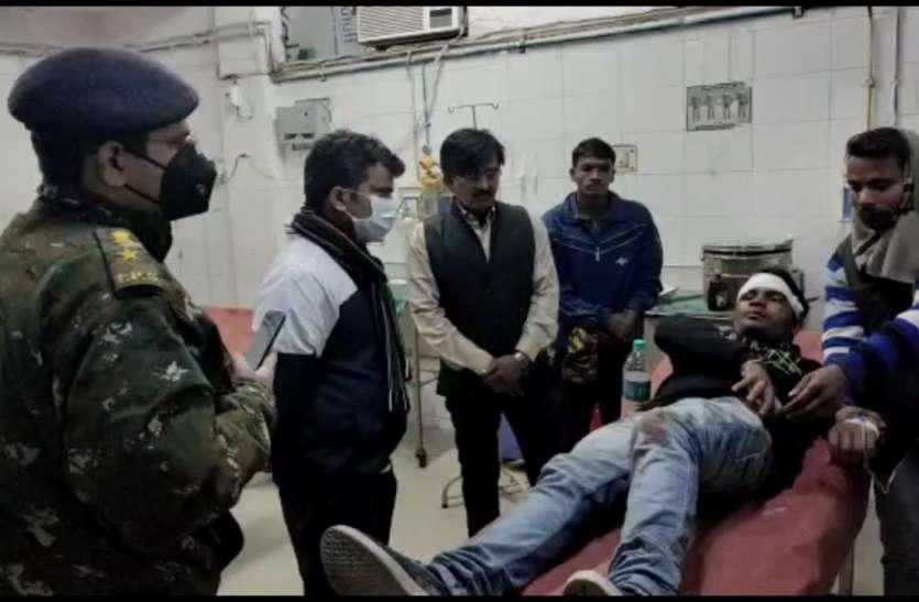 यूपी में बड़ा सड़क हादसाः जौनपुर में ट्रक पिकअप की टक्कर, 6 की मौत 5 अन्य घायल