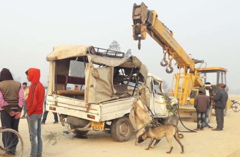जौनपुर सड़क हादसे में मरनों वालों की संख्या 7 हुई, इलाज के दौरान एक और घायल ने दम तोड़ा