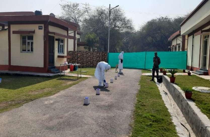 कोरोना के वायरस पहचानने में सेना की मदद कर रहे कुत्ते, दिल्ली और छत्तीसगढ़ में सेना के ट्रांजिट कैंपों में तैनात