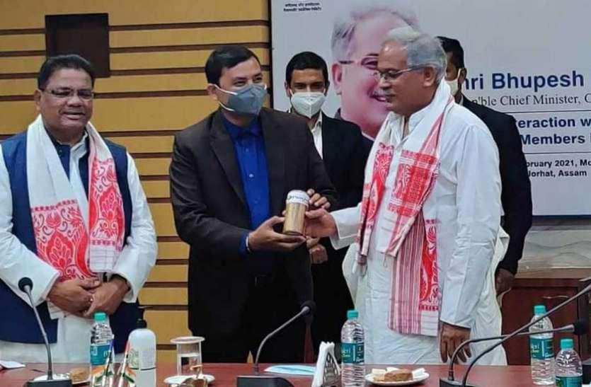 छत्तीसगढ़ के चाय बागानों और बांस उद्योग को मिलेगा असम की विशेषज्ञता का लाभ