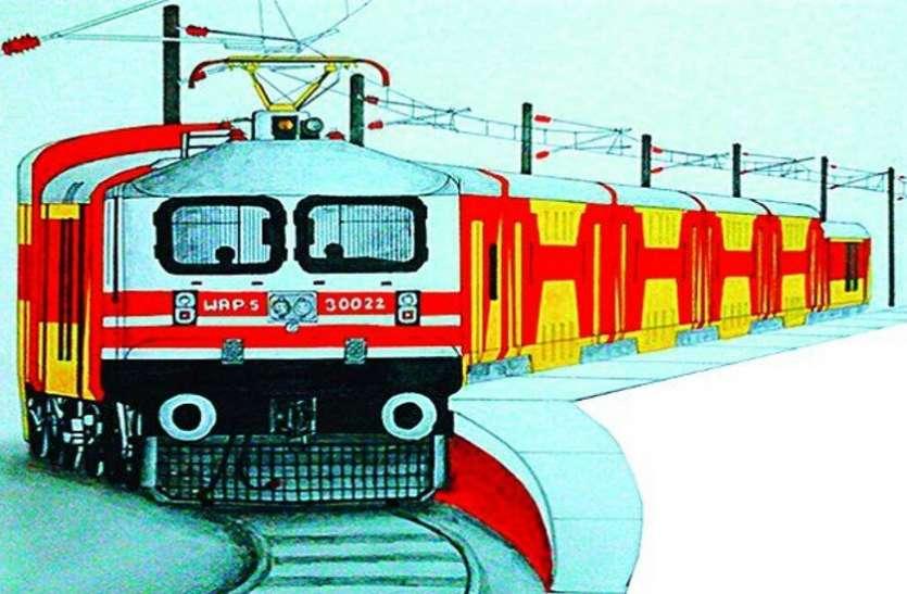 यात्रीगण कृपया ध्यान दें! बहुप्रतीक्षित लोकल ट्रेनें इस दिन से हो रही शुरू... जानिए गाड़ियो की विस्तृत समय सारणी
