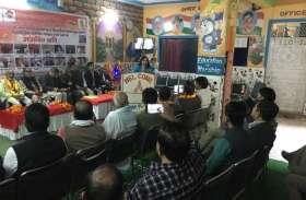 'एक शाम शहीदों के नाम' अखिल भारतीय कवि सम्मेलन में जुटे कई दिग्गज, देखें तस्वीरें