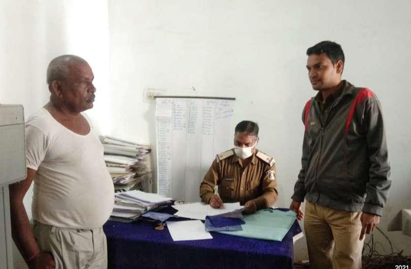 7 महीने से फरार भाजपा मंडल अध्यक्ष गिरफ्तार, पंचायत भवन में इस बात पर सचिव का पकड़ लिया था कॉलर