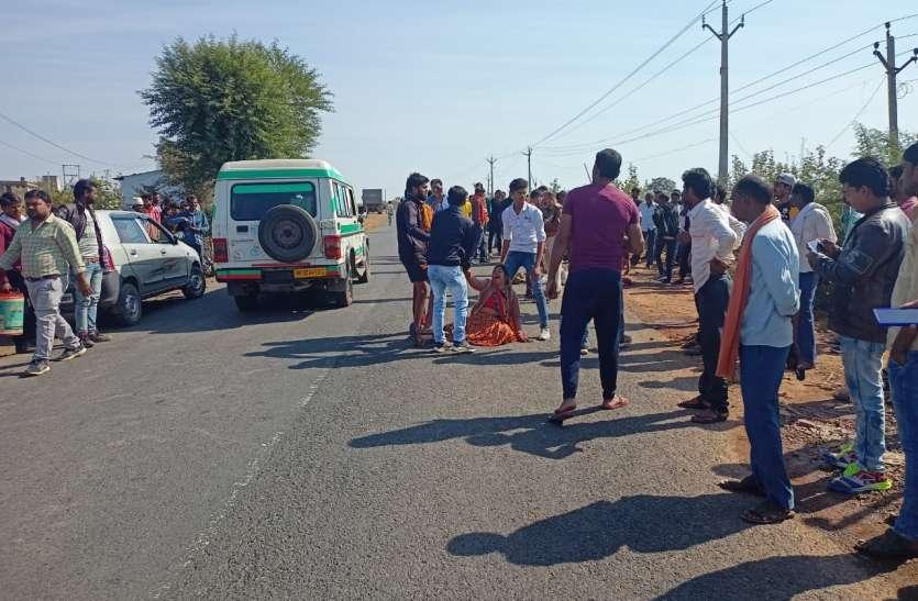 तेज रफ्तार ट्रक ने बाइक सवार छात्रों को मारी टक्कर, दो की मौत