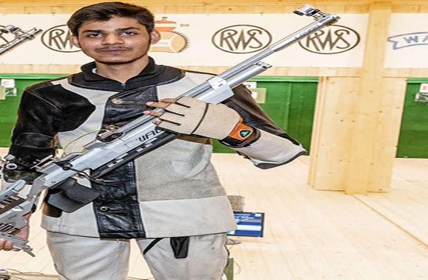 नेशनल राफइल और पिस्टल चयन ट्रायल... राजस्थान के दिव्यांश ने तोड़ा फाइनल्स का विश्व रेकॉर्ड