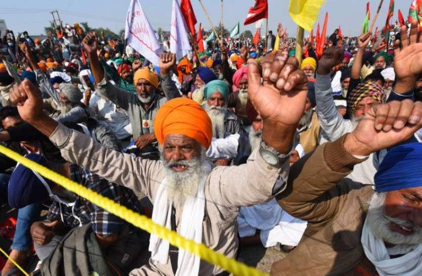 किसान आंदोलन को और तेज करने का फैसला, 18 फरवरी को रेल रोको अभियान