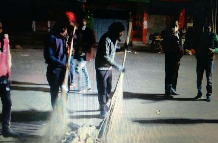 शाहपुरा में लागू करेंगे डूंगरपुर का स्वच्छता मॉडल, बदलेगी शहर की तस्वीर