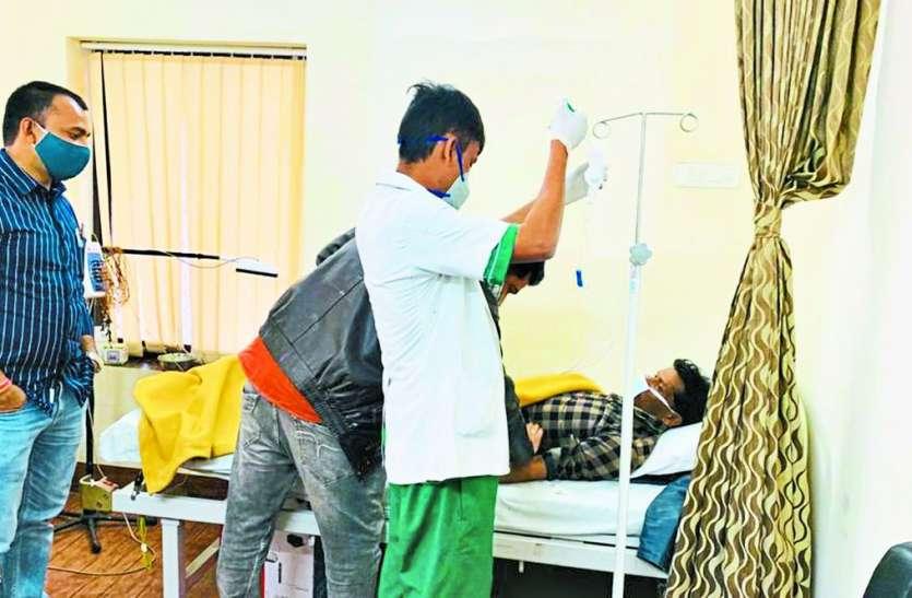 गंभीर बीमारी से संघर्ष कर रहे युवाओं को दिया नया जीवनदान