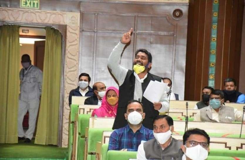 राजस्थान विधानसभा की ये तस्वीर आखिर क्यों हो रही VIRAL? क्यों बनी हुई है चर्चा में? जानें