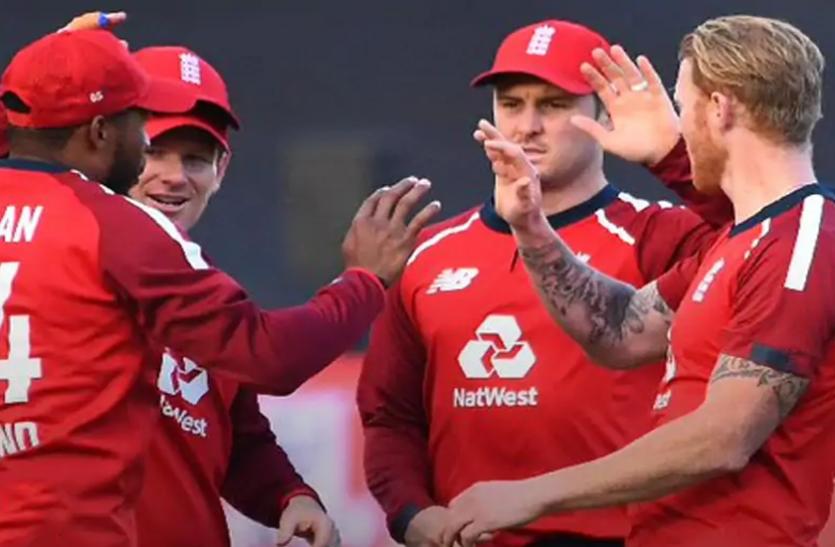 भारत के साथ 5 मैचों की टी-20 सीरीज के लिए इंग्लैंड टीम घोषित, जानिए किसकी हुई वापसी, किसका कटा पत्ता