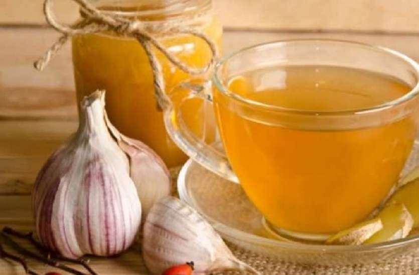 Health Tips- शुगर व हृदय रोगों से बचाती लहसुन की चाय
