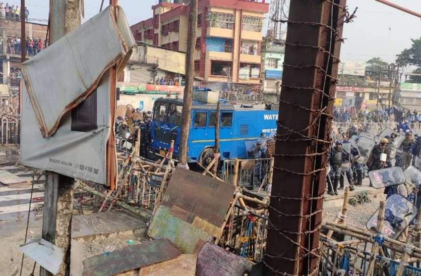 कार्यकर्ताओं पर लाठीचार्ज के विरोध में शुक्रवार को बंगाल बंद का आह्वान, सड़क पर उतरेगा वाम मोर्चा