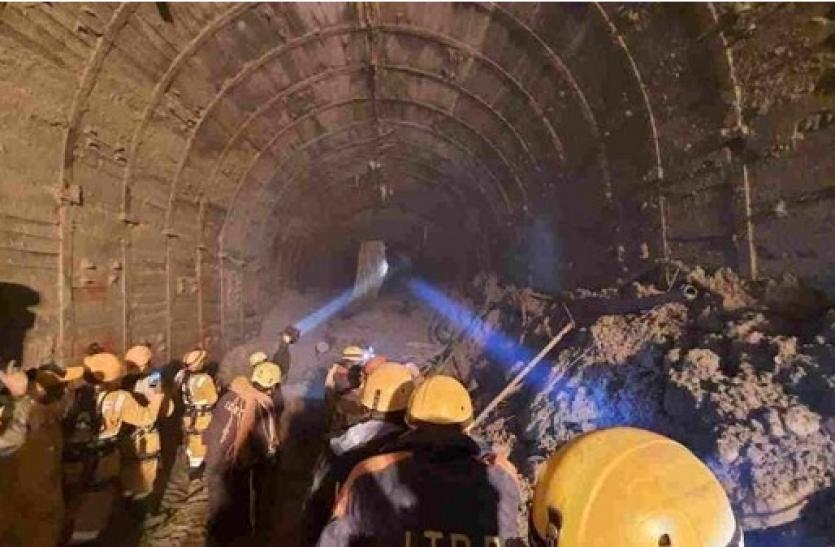 Chamoli tragedy : ऑपरेशन में बड़ा रणनीतिक बदलाव, टनल में 72 मीटर के नए ड्रिल पर काम शुरू