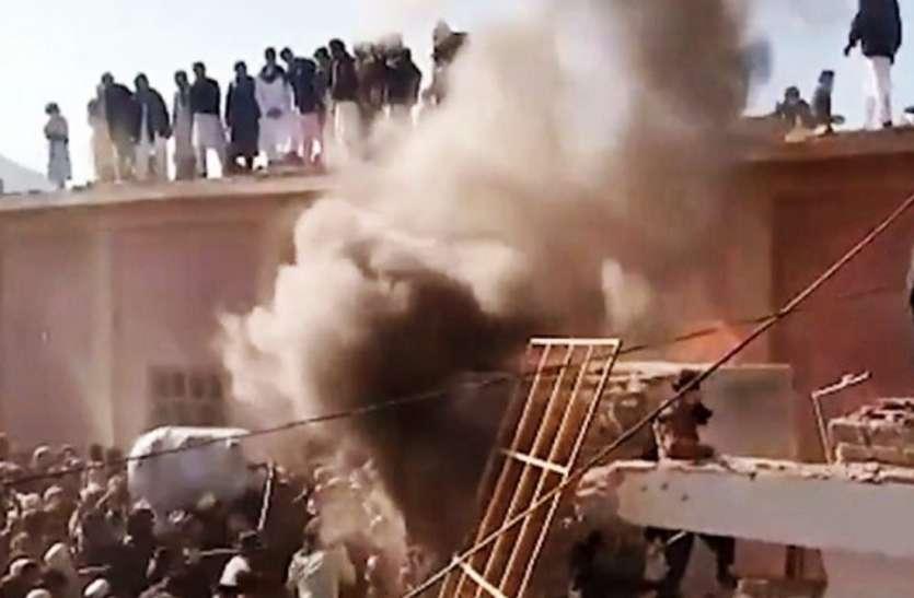 पाक सुप्रीम कोर्ट का आदेश, तोड़े गए मंदिर का पुनर्निर्माण किया जाए