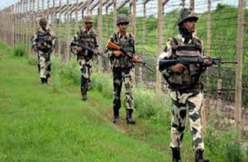 WEST BENGAL----बीएसएफ ने नाकाम की भारत-बांग्लादेश अंतरराष्ट्रीय सीमा के पास तस्करी