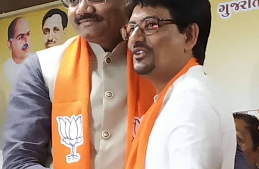 Gujarat: भाजपा के स्टार प्रचारकों में अल्पेश ठाकोर, केन्द्रीय मंत्री स्मृति ईरानी भी