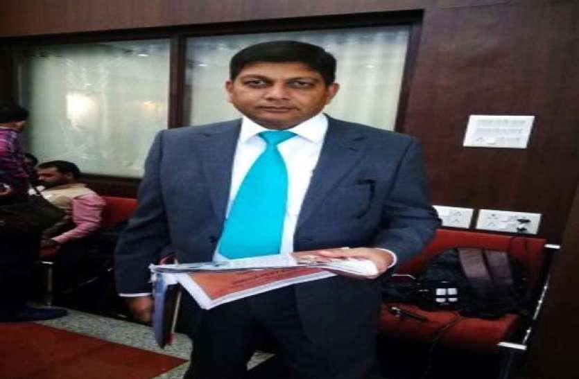 IAS अमिताभ जैन और IPS रवि सिन्हा केंद्र के लिए इम्पैनल