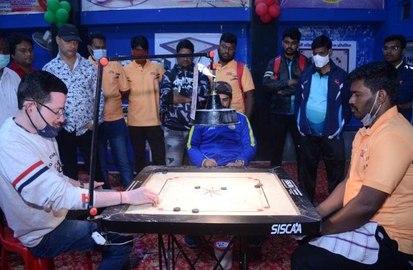 अखिल भारतीय पोस्टल टूर्नामेंट के चौथे दिन तमिलनाडु व कर्नाटक धमाकेदार जीत दर्ज कर फाइनल में पहुंचे