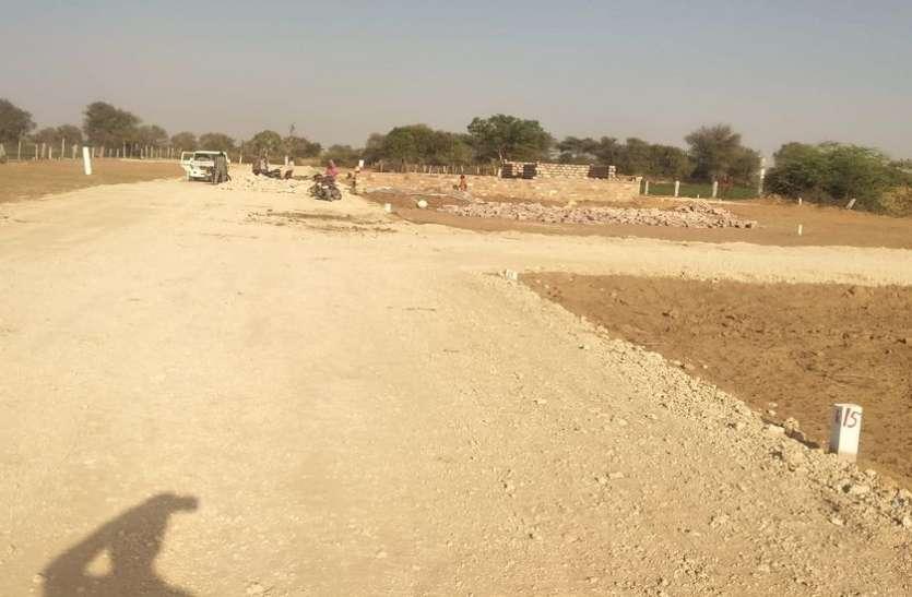 अवैध कॉलोनियों का जाल जोधपुर में कायम, जेडीए की कार्रवाई