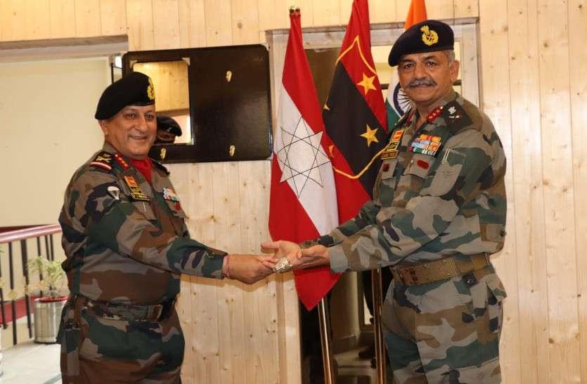 अरुणाचल में एलएसी कमान संभालने वाले लेफ्टिनेंट जनरल मन्हास ने संभाली कोणार्क की कमान