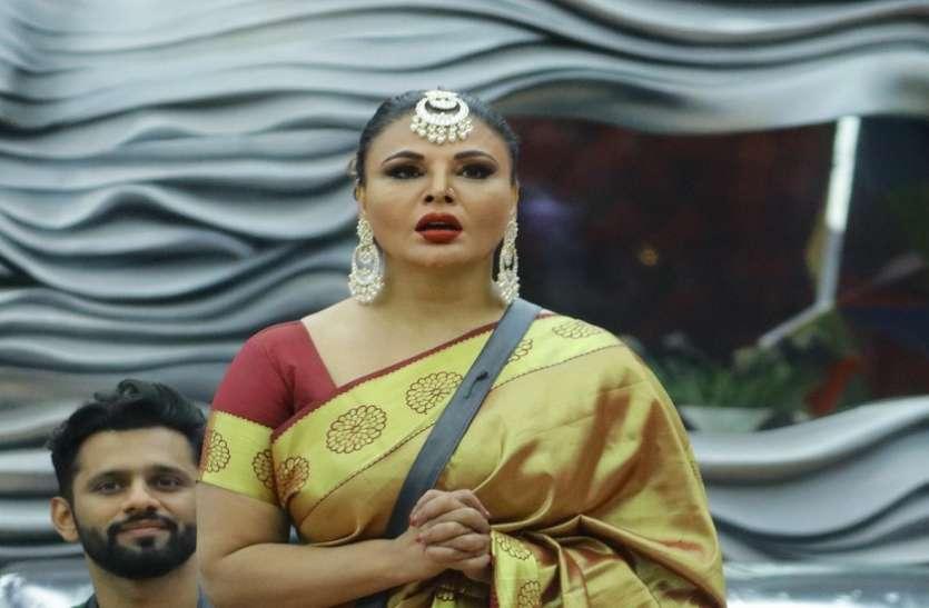 Bigg Boss 14: राखी सावंत ने मारा 14 लाख रुपए का चेक और सीधे फिनाले में बनाई अपनी जगह