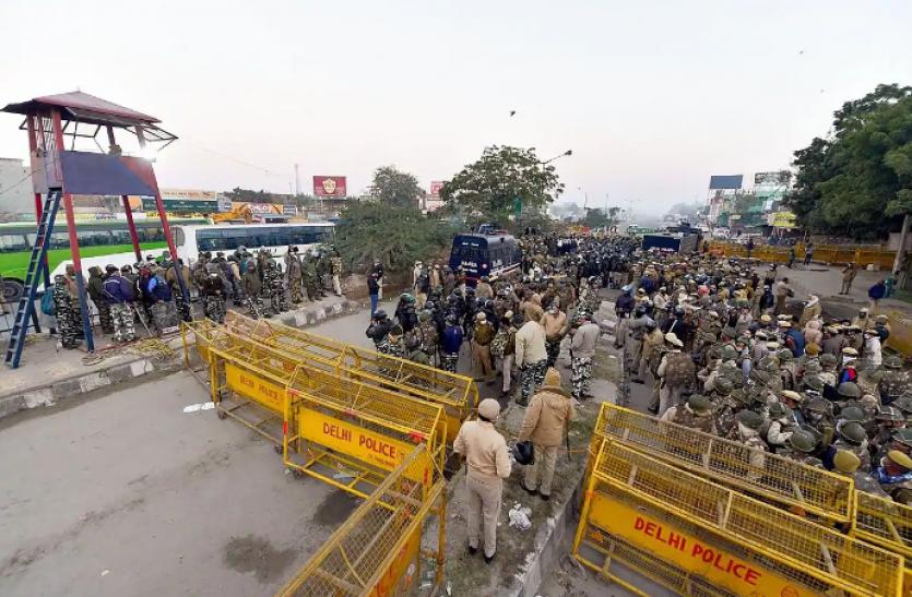 Farmer Protest : बुरारी हिंसा मामले में 3 और आरोपी गिरफ्तार