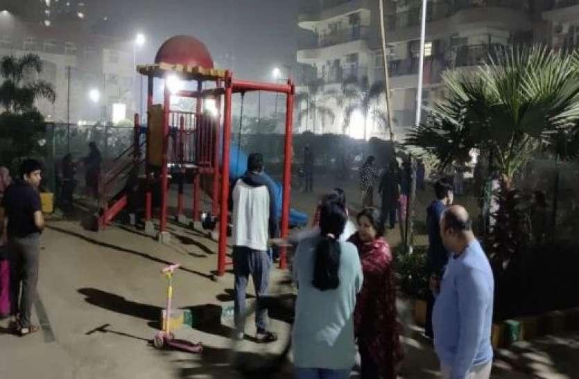 Earthquake: दिल्ली समेत उत्तर भारत के कई हिस्सों में भूकंप के झटके, तजाकिस्तान में 6.3 मापी गई तीव्रता