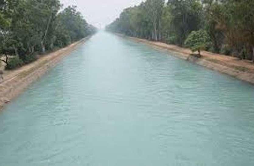 हरिके बैराज का पौंड लेवल 587 फीट करके पानी बढ़वाने का प्रयास