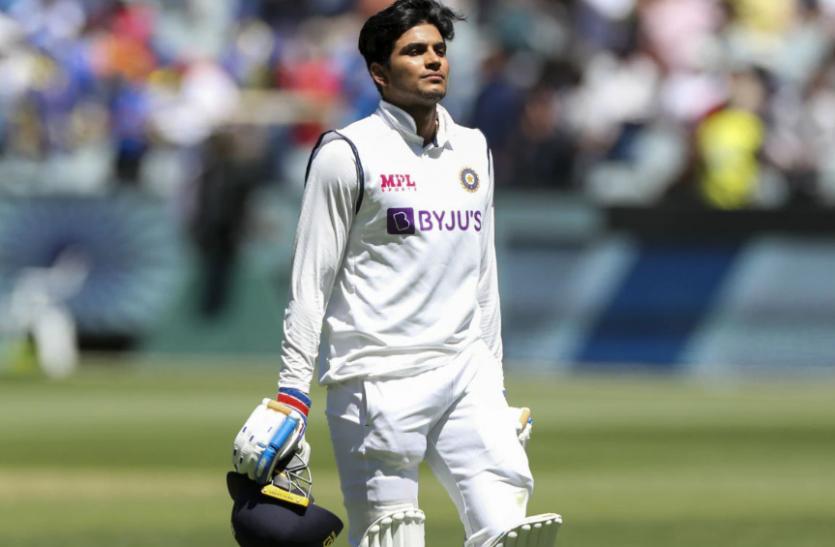 Chennai Test : इंडिया को लगा पहला झटका, शुभमन गिल पवेलियन लौटे