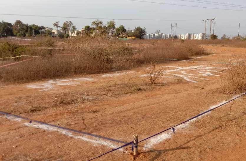 झिंझरी में सस्ते दर पर आवासीय प्रोजेक्ट की एक माह में नहीं खुली फाइल