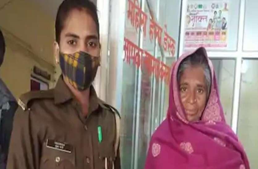 पाकिस्तानी मूल की एटा की गुदाऊ ग्राम प्रधान गिरफ्तार, जेल भेजी गई