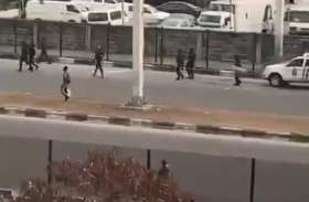 सेना ने शहर में पहले किया फ्लैग मार्च और इसके तुरंत बाद 19 आतंकी मार गिराए, देखें वीडियो