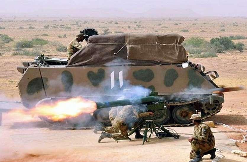 भारत के सीमा के करीब बम-गोले बरसा रहा है पाकिस्तान, आखिर क्या करने का है इरादा?