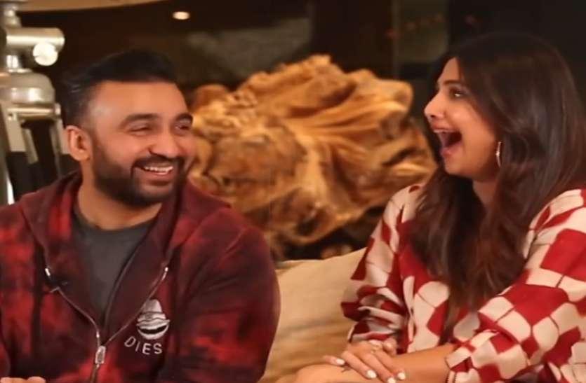 गलती से Raj Kundra ने शेयर किया Bedroom Secret, सुनकर दंग रह गईं Shilpa Shetty