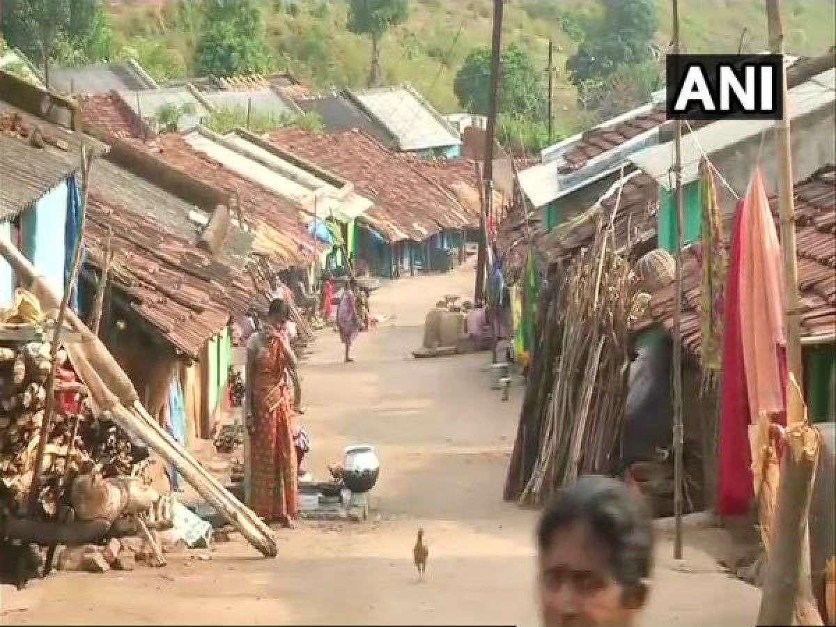 Andhra pradesh odisha kotia border dispute panchayat elections 2021