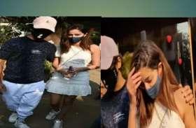 Ananya Panday ने Ishaan Khattar के साथ मनाया वैलेंटाइन डे, केयर करते दिखे एक्टर.. तस्वीरें वायरल