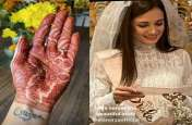 Malaika Arora congratulated on Dia Mirza's wedding, pictures in bridal look are getting viral