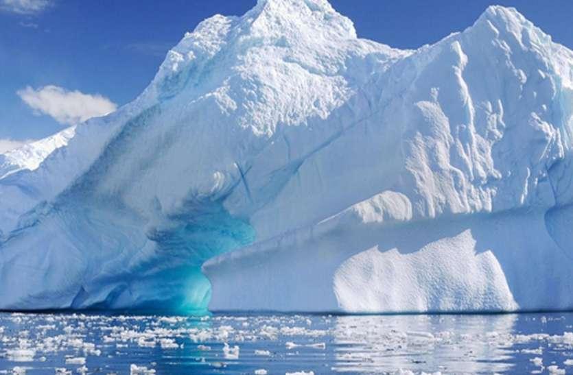 अंटार्कटिका में 900 मीटर गहराई में पहली बार मिले विचित्र जीव, वैज्ञानिक भी हुए हैरान