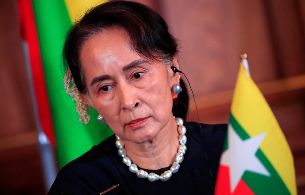 Conspiracy To Keep Aung San Suu Kyi In Custody Indefinitely - म्यांमार: आंग  सान सू की को अनिश्चितकाल तक हिरासत में रखने की साजिश, नया आरोप मढ़ा |  Patrika News