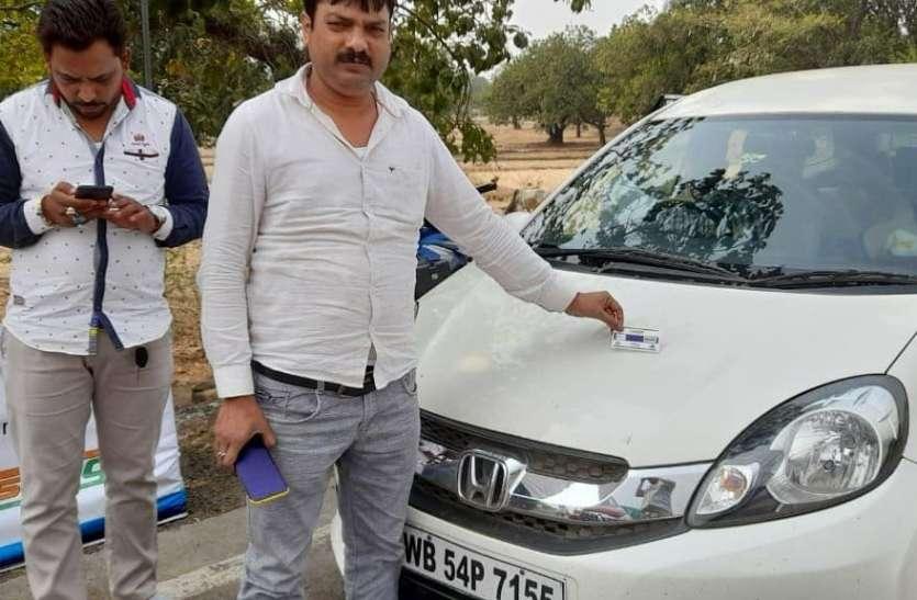 जुर्माना से बचने वाहन चालकों में फास्टैग में रुचि, दो दिनों में 65 फीसदी बने कार्ड
