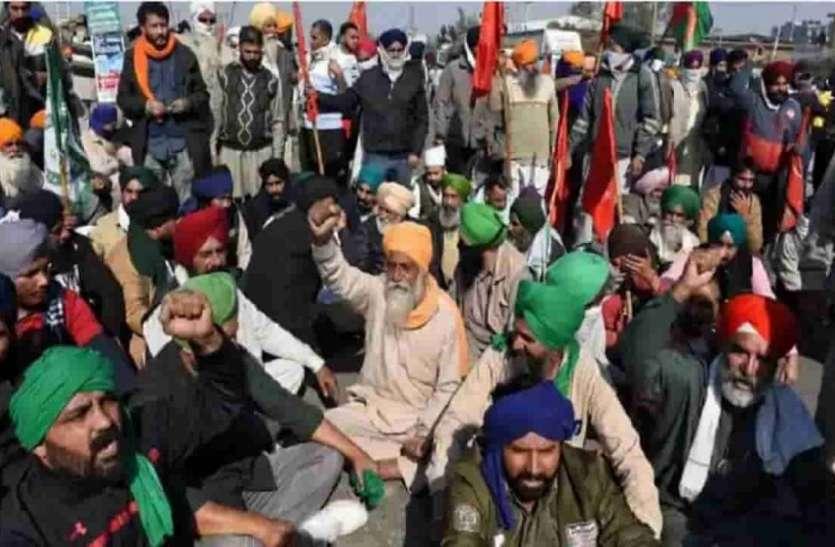 Farmer Protest: किसान मोर्चा ने कल ट्रेन रोकने की तैयारी की, रेलवे सतर्क