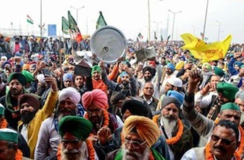 आंदोलन में हरियाणा की भूमिका अहम, देश के दूसरे हिस्सों तक पहुंचा रहा किसानों की बात